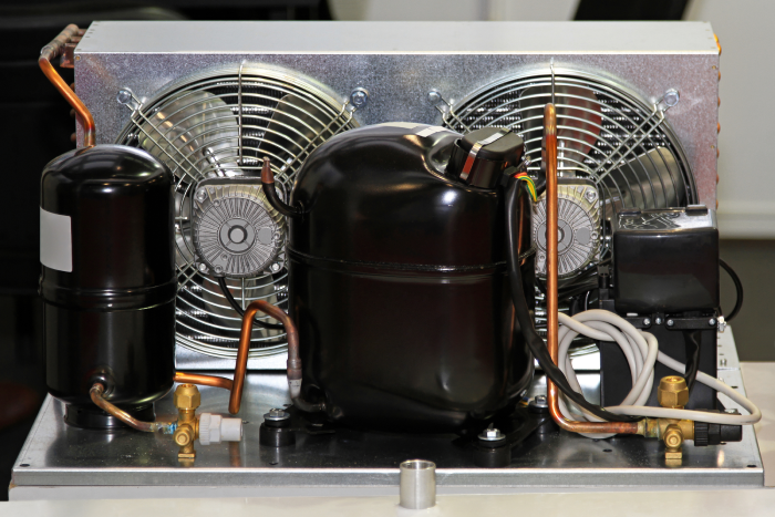 Black Compressor