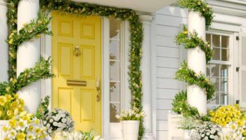 Insulated front doors save on heating bills