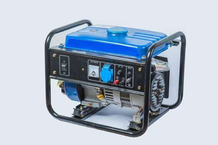 blue generator