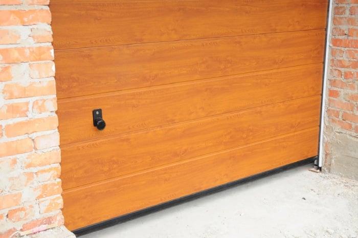 close garage door