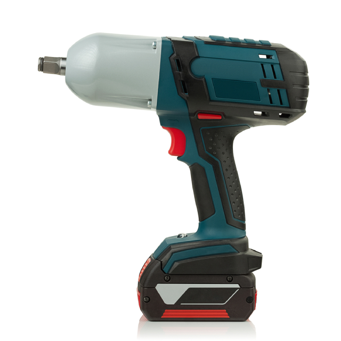 Cordless electric impact wrench