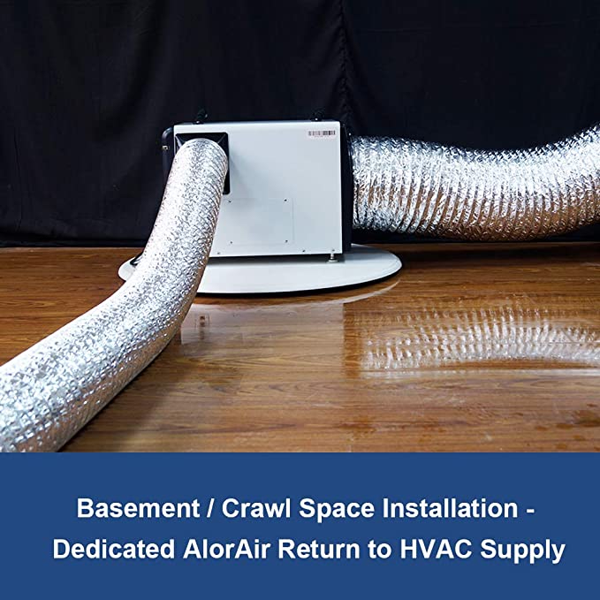 AloAir dedicated HVAC supply