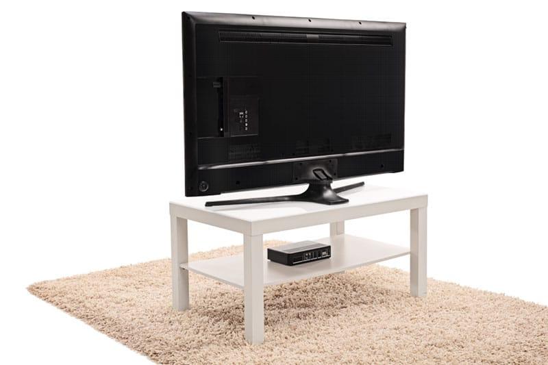 Back of TV