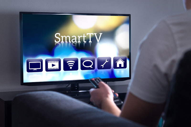 TV settings menu