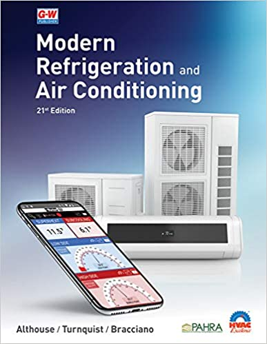 Modern Refrigeration & Air Conditioning cover