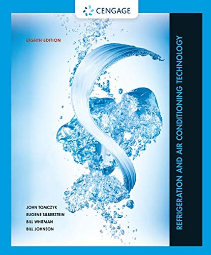 Refrigeration and Air Conditioning Technology cover