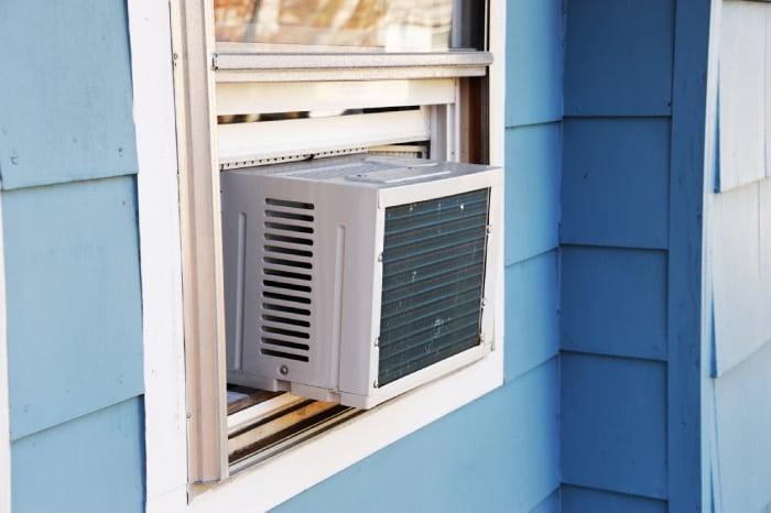 window type air conditioner