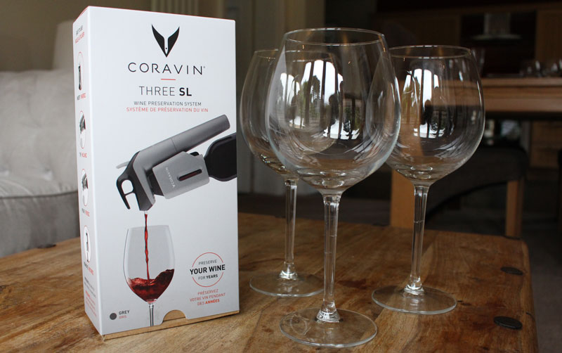 Coravin 3 System in Box