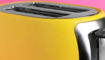 Plastic or Burning Smells From Your Toaster