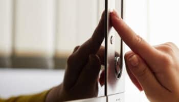 Microwave Clock Keeps Resetting Itself