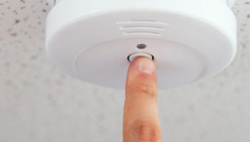 Why Your Smoke Alarms Keep Going Off At Night