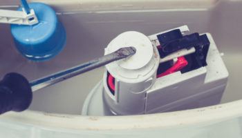 Why Your Toilet Chain Keeps Coming Off