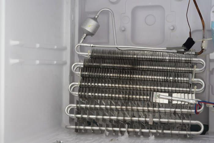 refrigerator coil